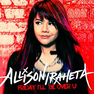 Allison+Iraheta+-+Friday+I'll+Be+Over+U+(Official+Single+Cover)