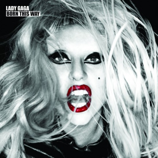 lady gaga born this way cover album. Album review by a fan: Born